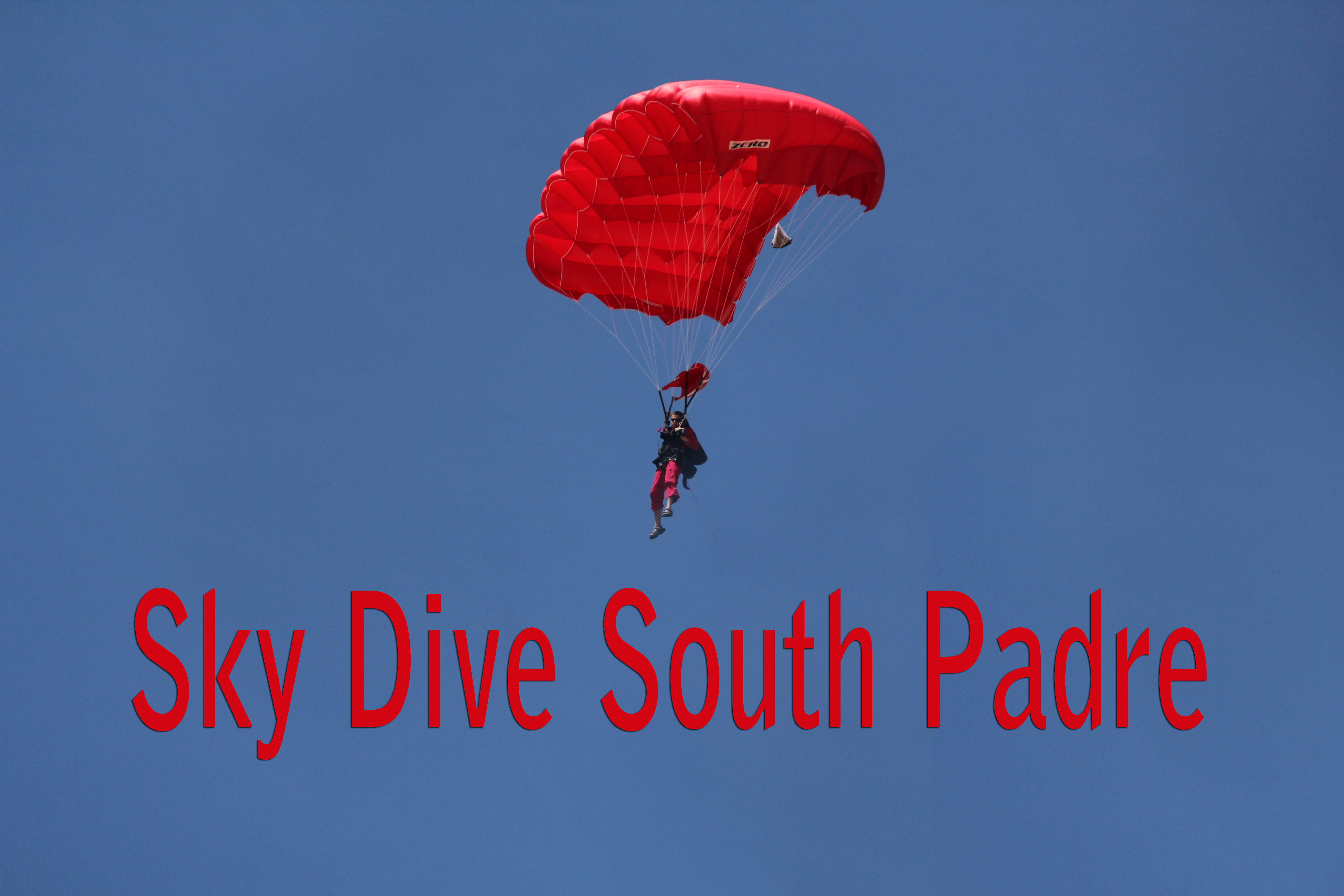 Sky Dive South Padre