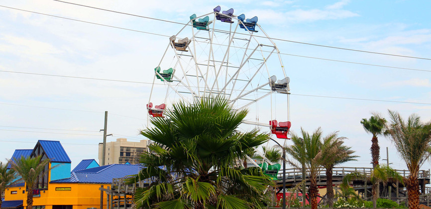 South Padre Island Farris Wheel