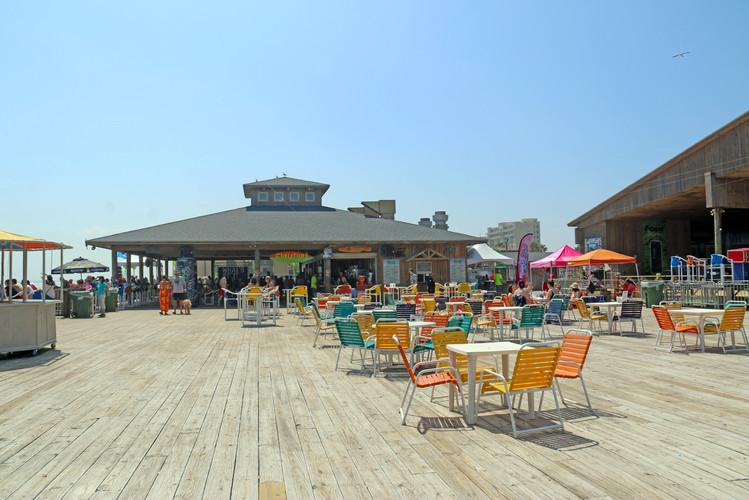 Beach Bars on South Padre Island, TX