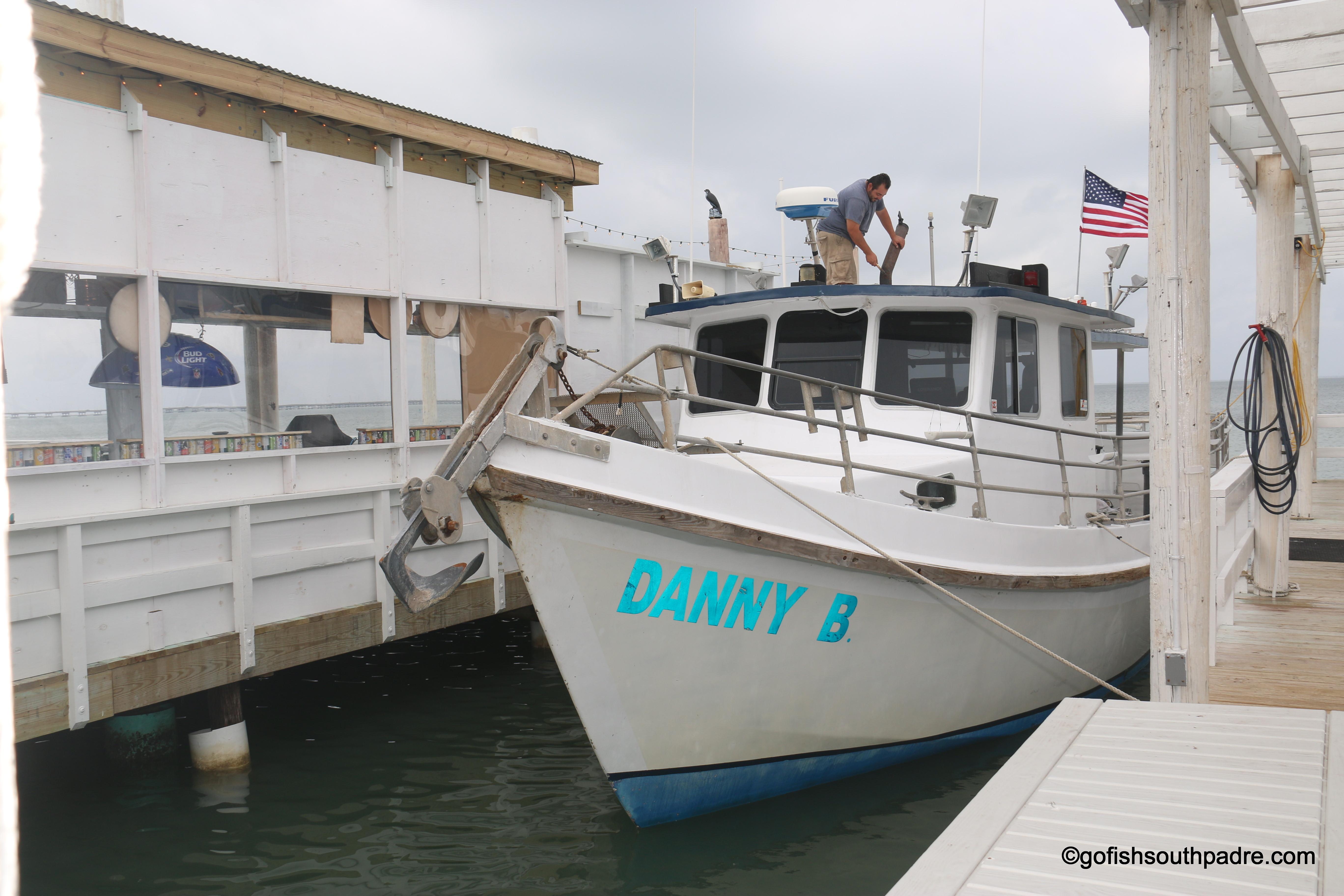 Danny B South Padre Island,TX.