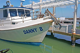 South Padre Island Bay Fishing go fish with the Danny B, on the lower laguna madre bay