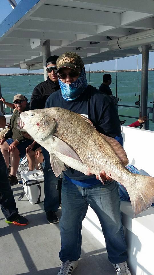 Fishing on the Danny B