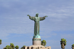 Christ of the Harbor