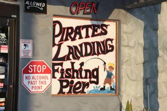 Pirate's Landing Fishing Pier