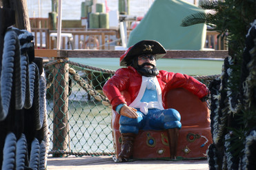 Pirates, Fishing Pier, Shopping and more