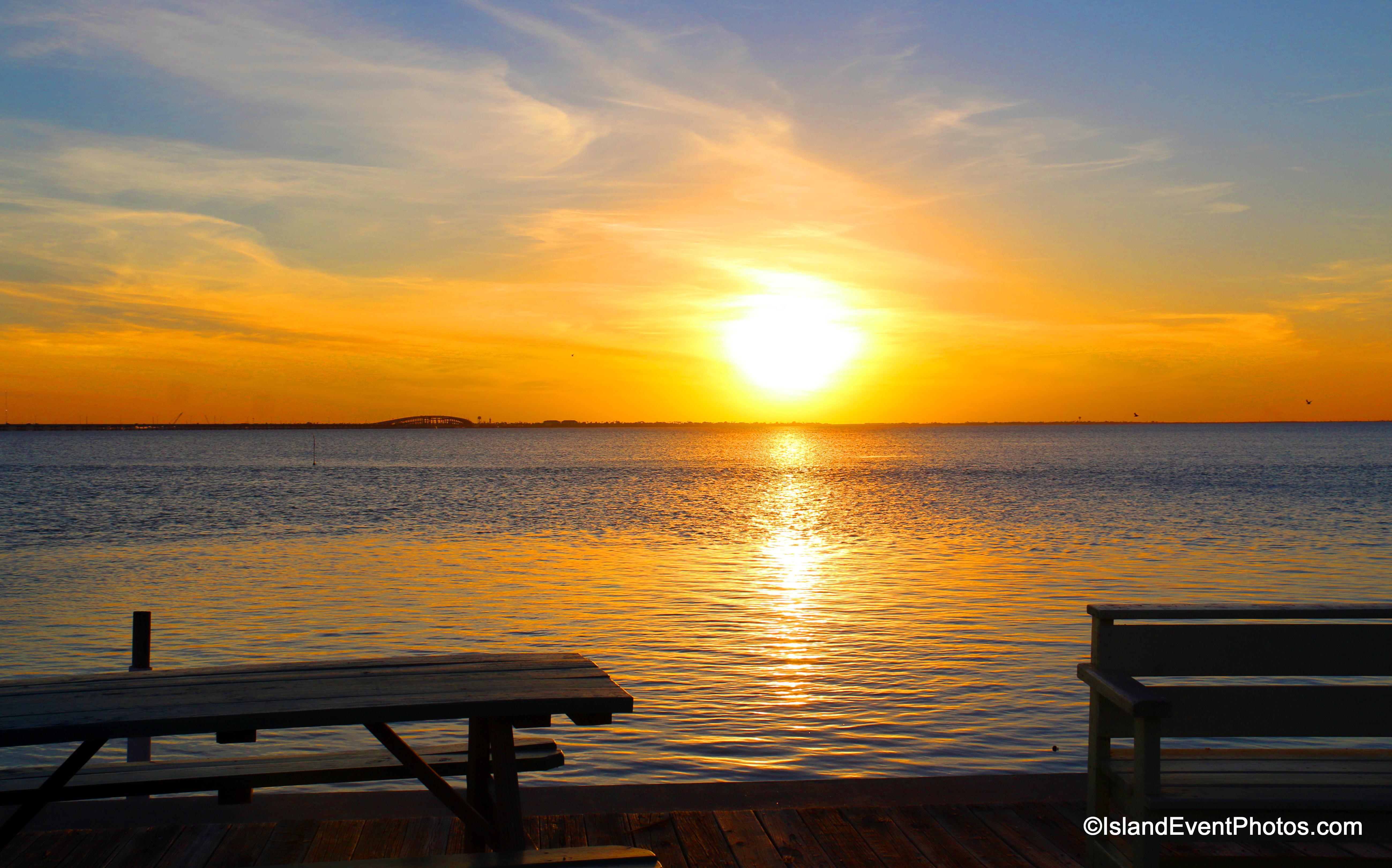 Bay side South Padre Island, TX.