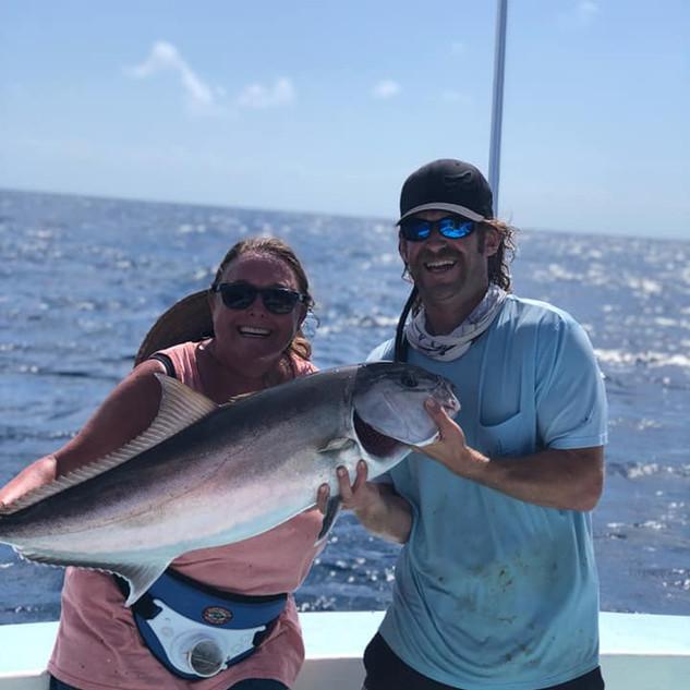 Fishing South Padre