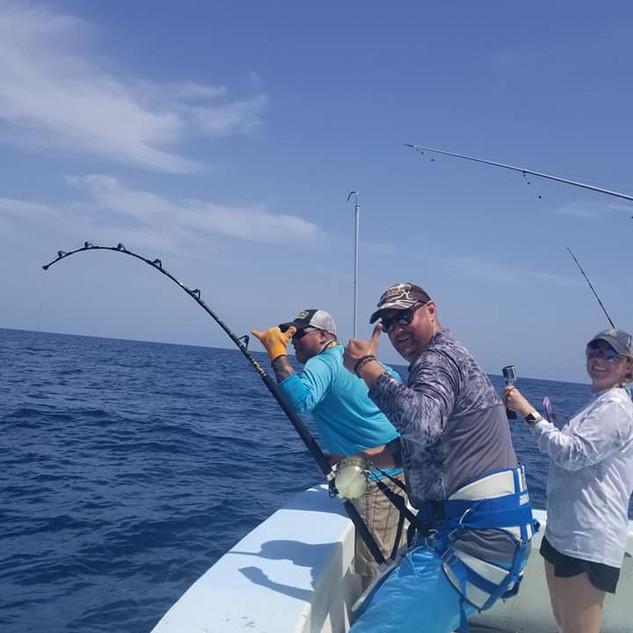 Summer fishing 2018