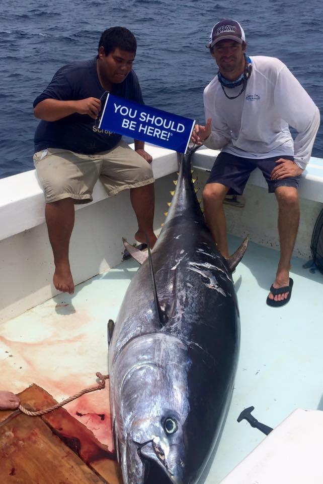 Tuna - Bonita Fishing