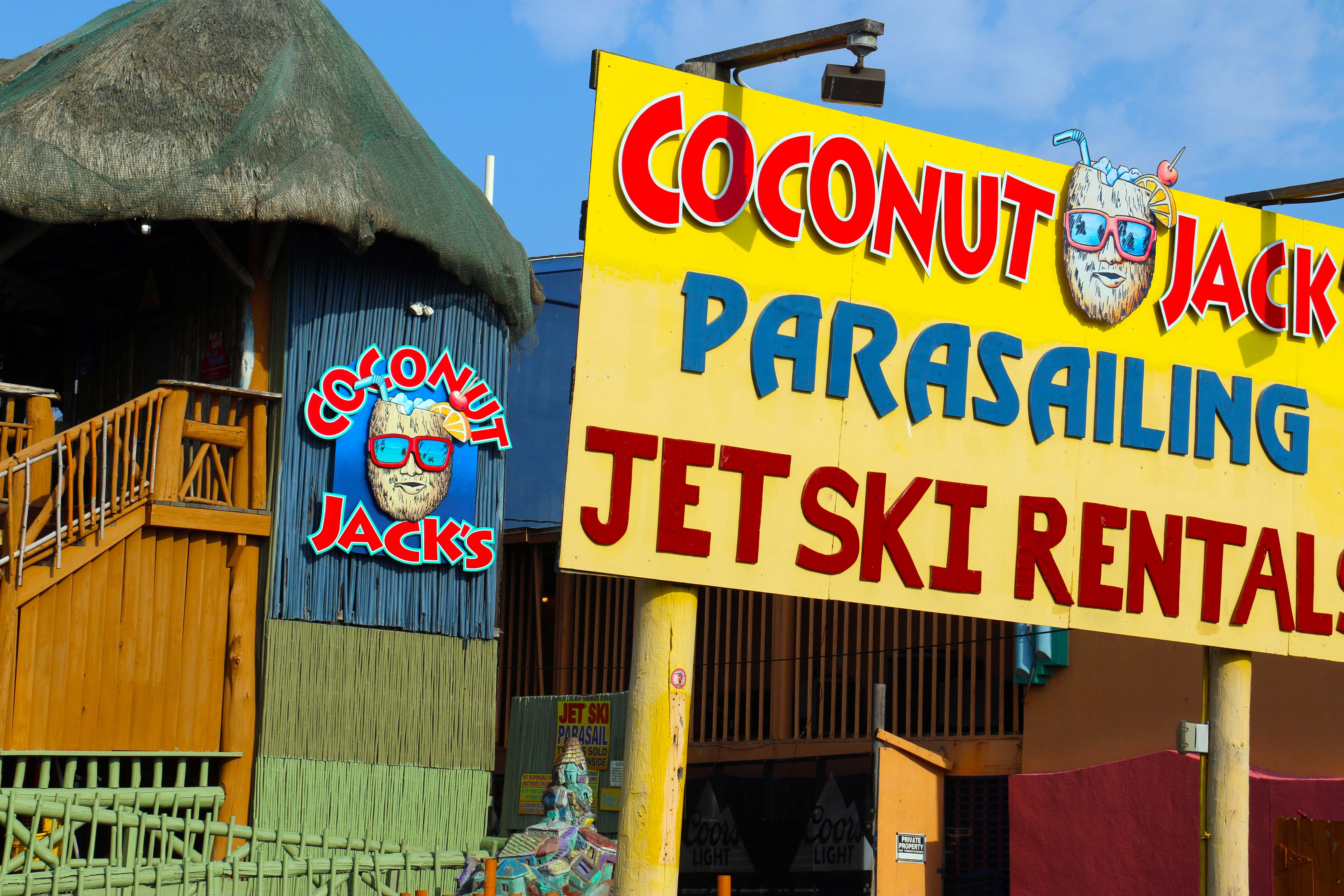 Coconut Jack's Bar and Grill