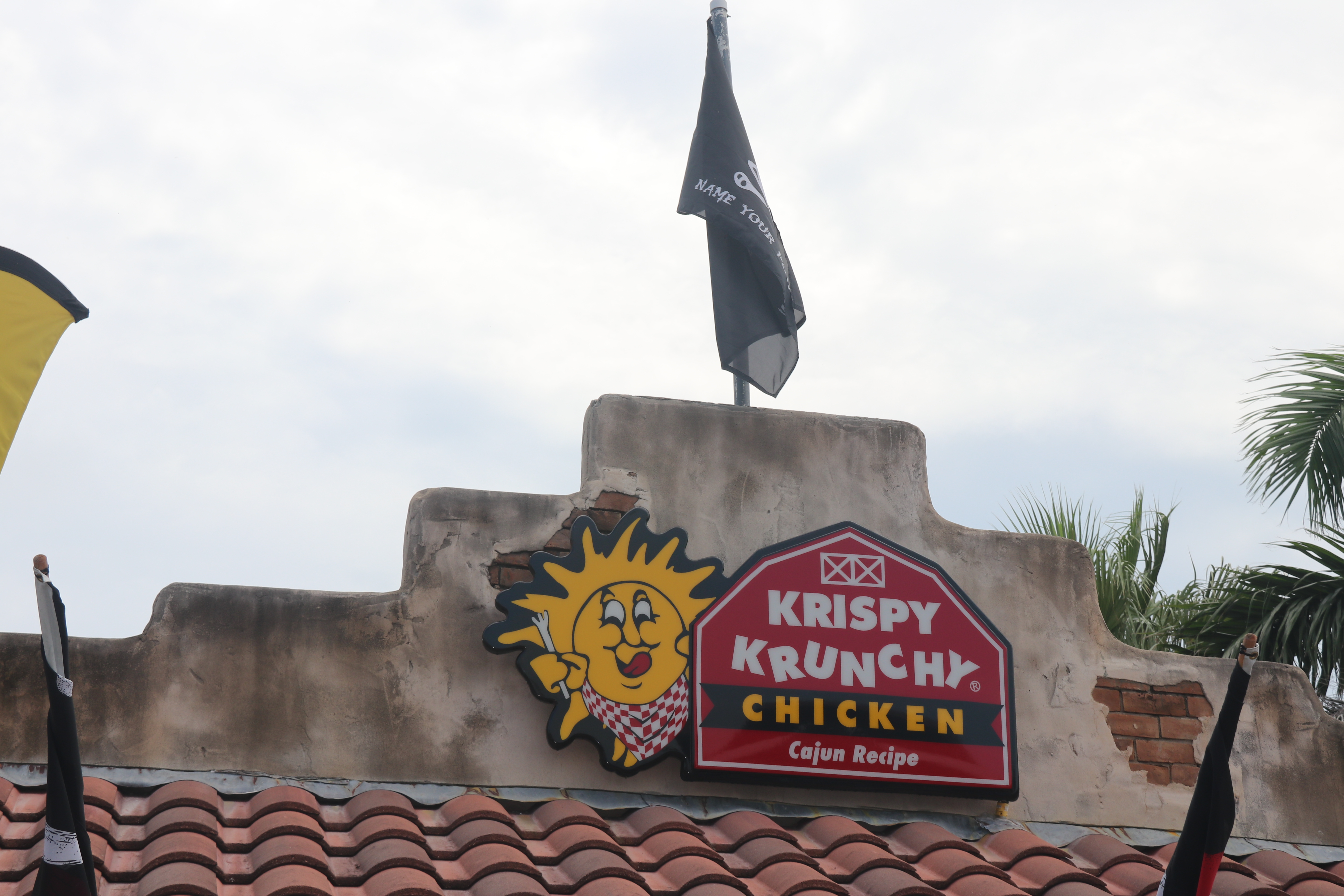 Capt. Jack's Krispy Krunch Chicken