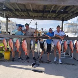 Fishing South Padre Island