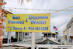Bay Fishing,Dolphin Watch trips on the Danny B