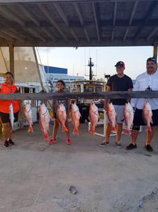 South Padre Island, TX. Fishing