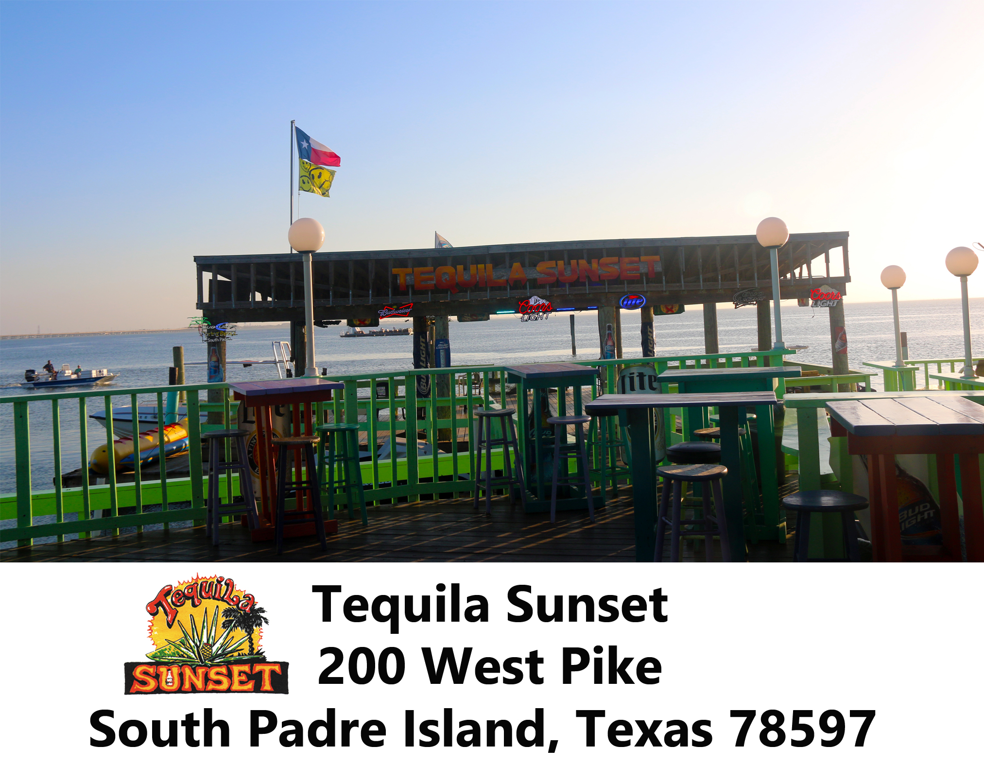 Tequila Sunset