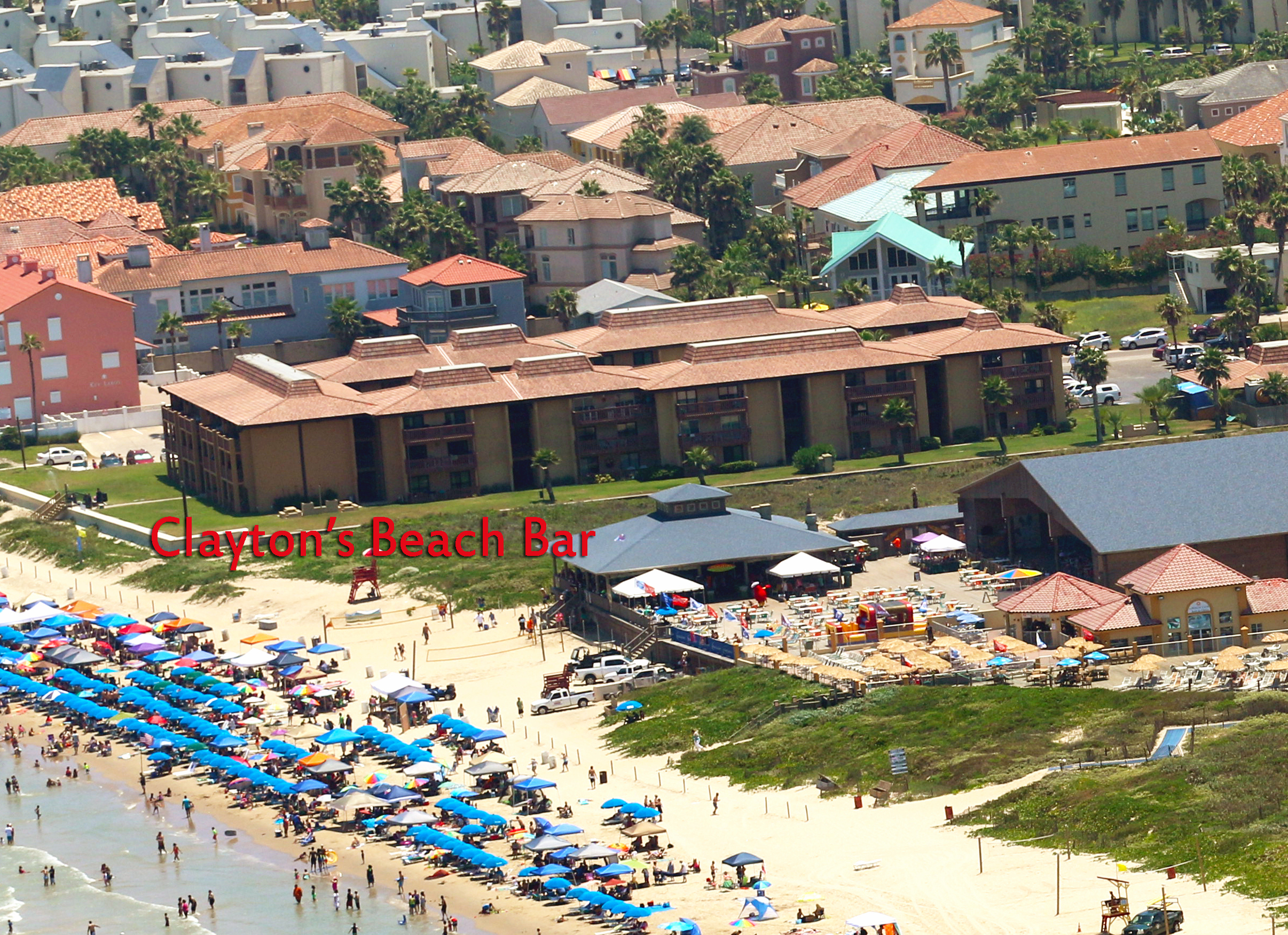 Clayton's Beach Bar