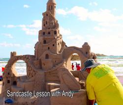 Sandcastle Lesson