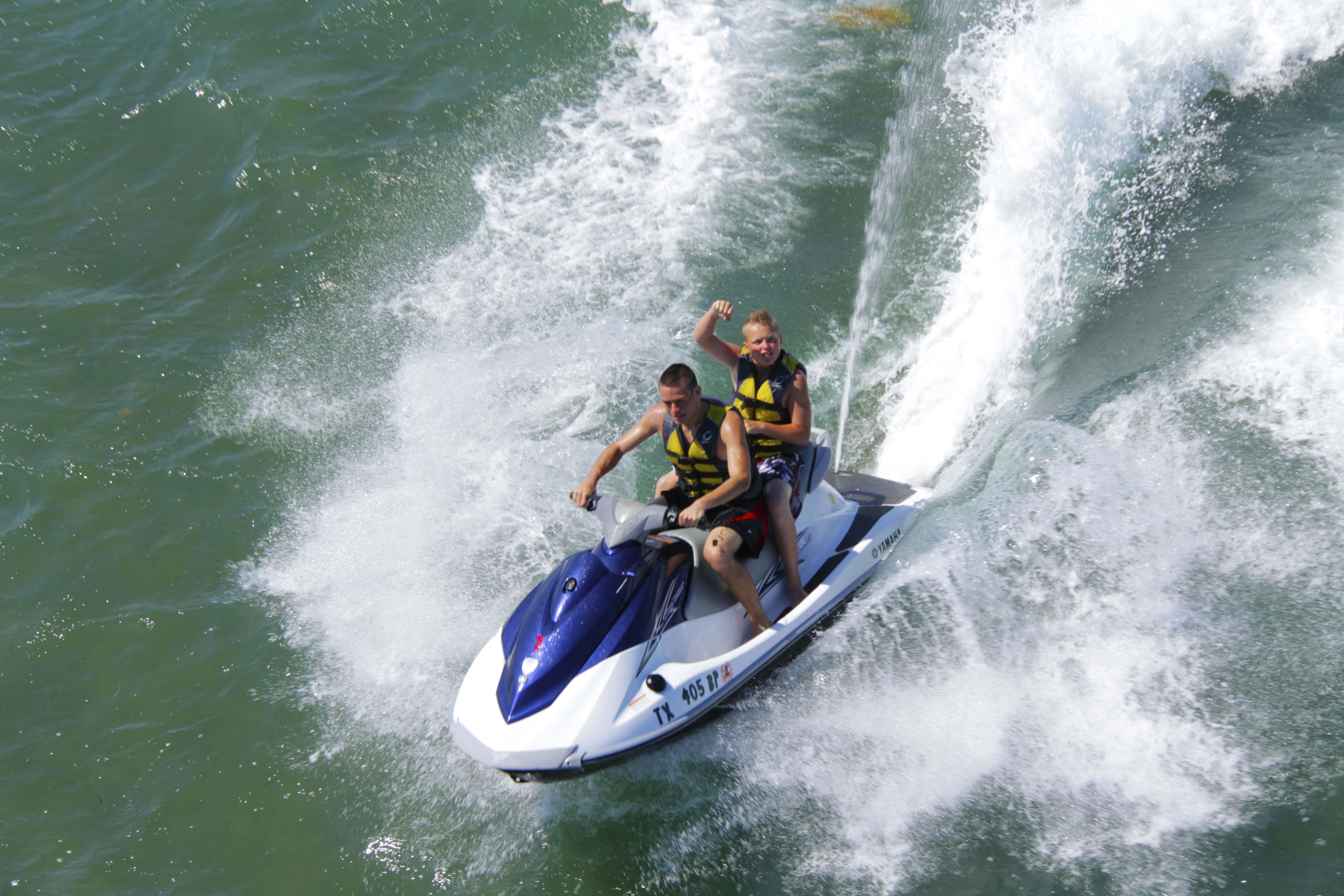 Jet Ski rentals s.padre island