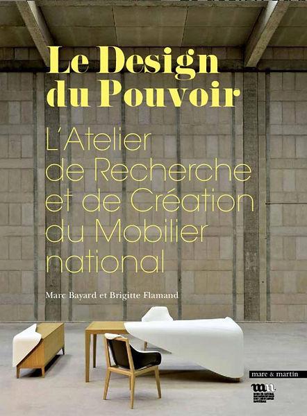 F.Petio_design du pouvoir_mobilier national