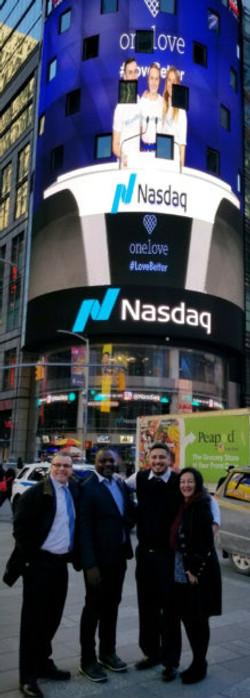 NASDAQ Group pic