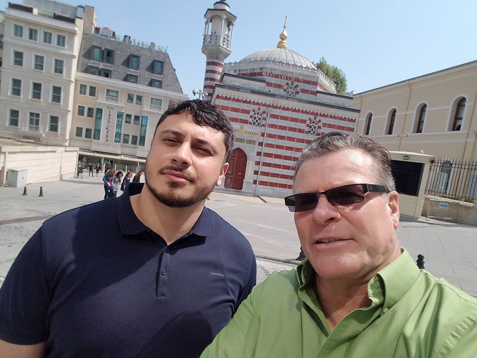 Berkhan and Nash Istanbul