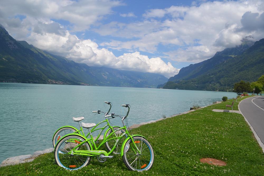 Cycling Interlaken