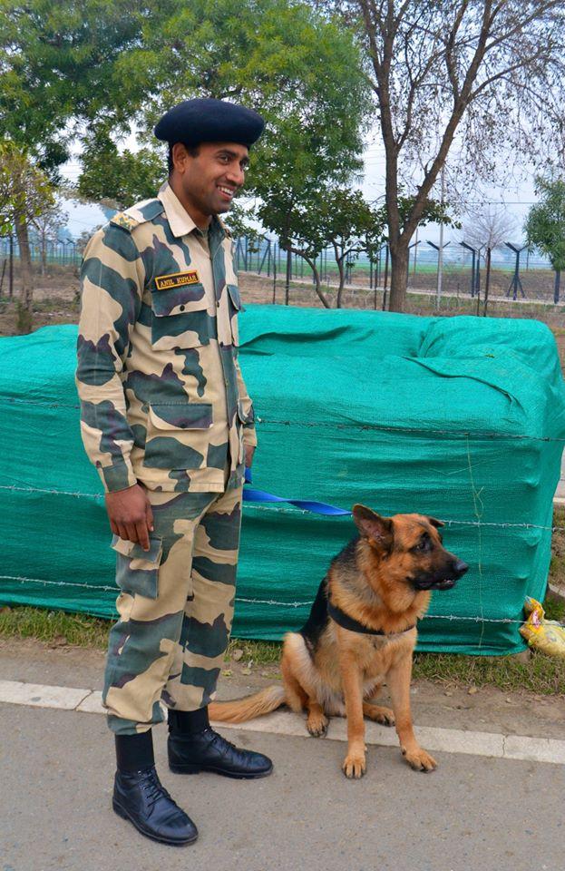 Indian Border Patrol