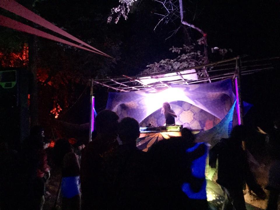 Goan Psychedelic Rave