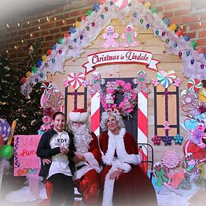 2019 Christmas in Lindale - Santa Photos