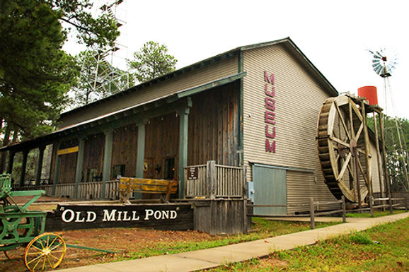 Old Mill Pond Museum