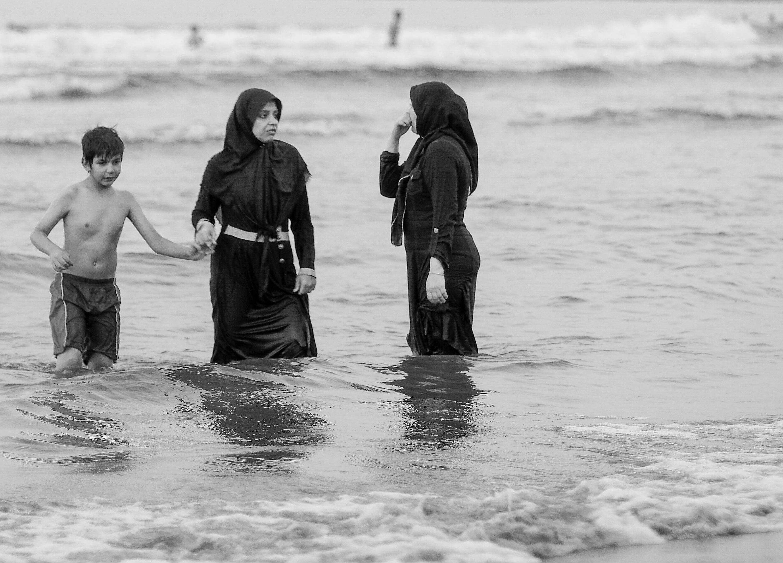 Bild 8 Kaspische Meer. Iran