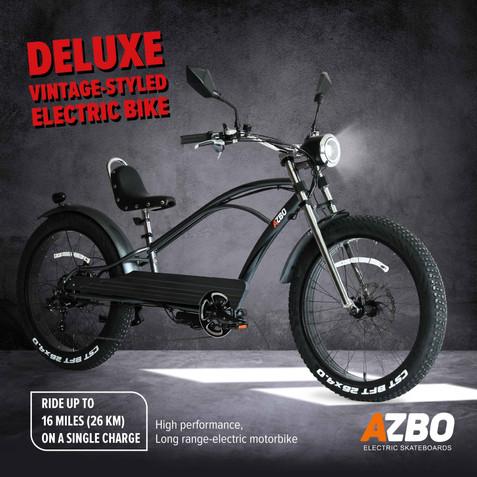 AZBO_Electric Bike