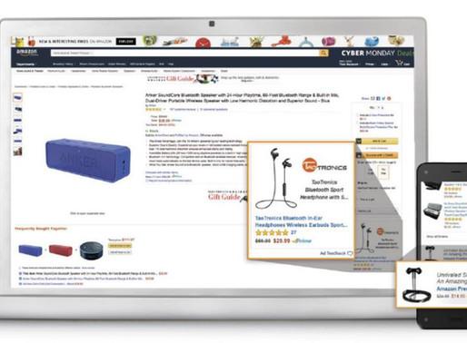 Product Display Ads - инструмент продвижения товара на  Amazon