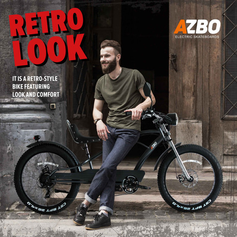 AZBO Electric Bike