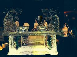 Cherub Fountain Bar