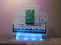 McDowel Construction Logo