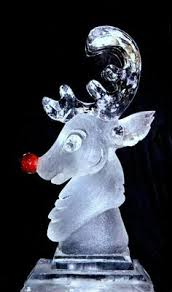 Rudolph bust actual