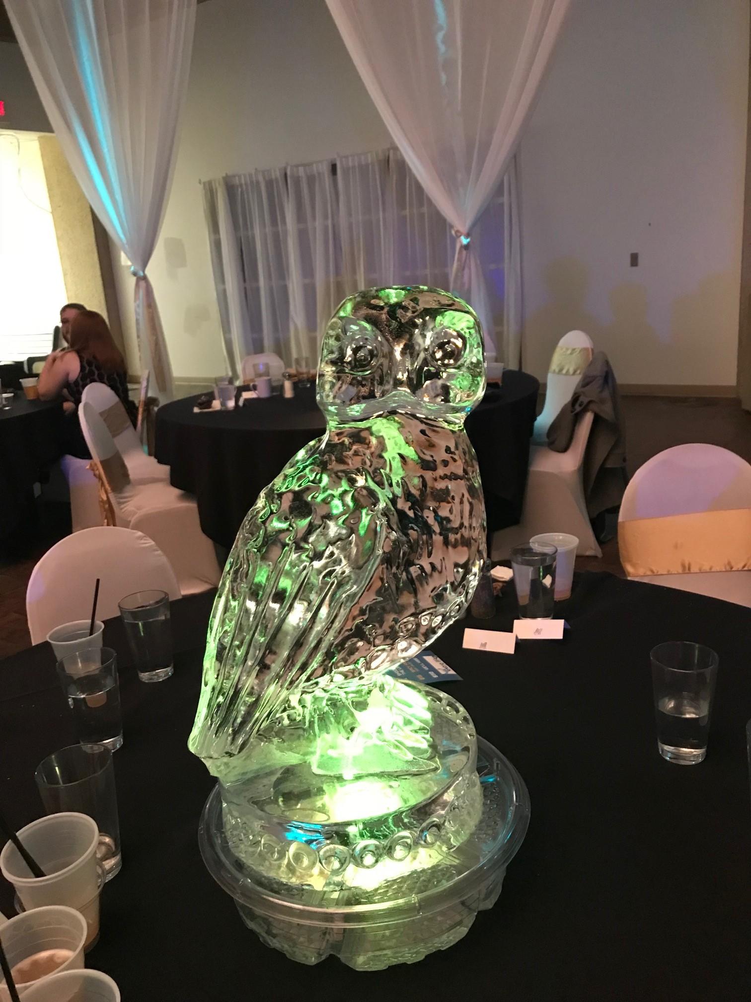 Owl Centerpeice