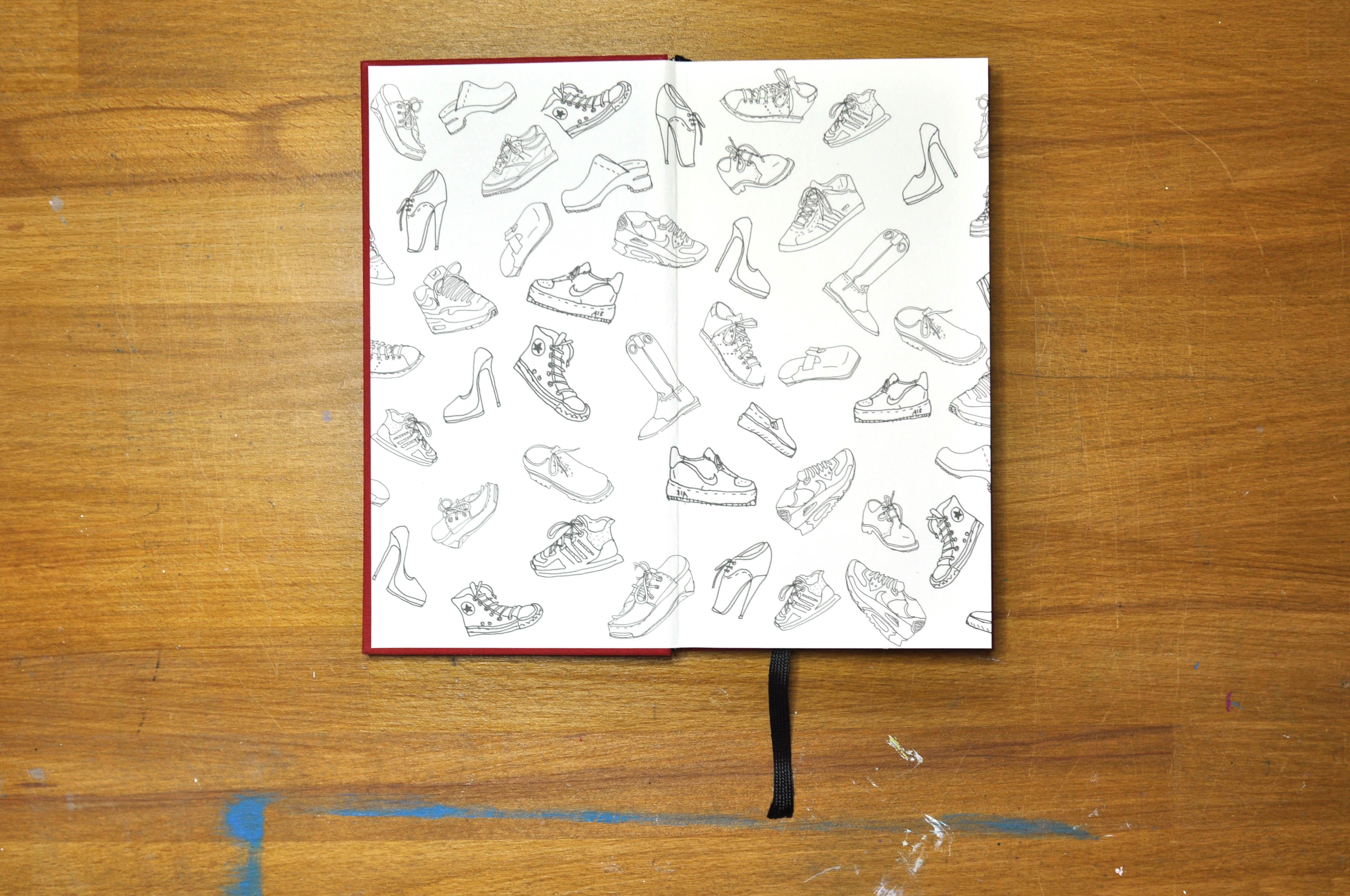 Die Sprache der Schuhe