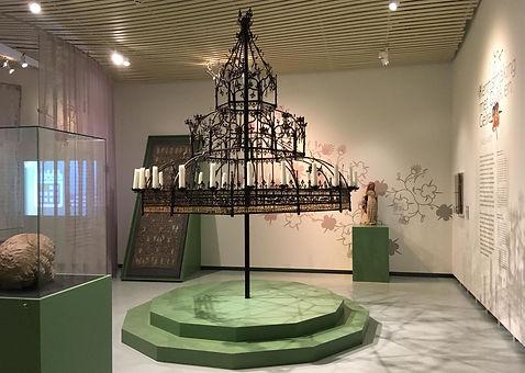 Maria van Gelre, Van Riet Ontwerpers, Museum Het Valkhof