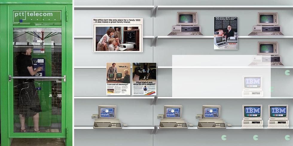 De Jaren 80 | Van Riet Ontwerpers