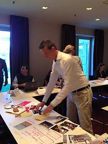 Van Riet Ontwerpers brainstorm sessie