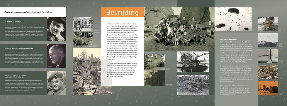 Brabats Gesneuvelden, Van Riet Ontwerpers ontwerp expositie