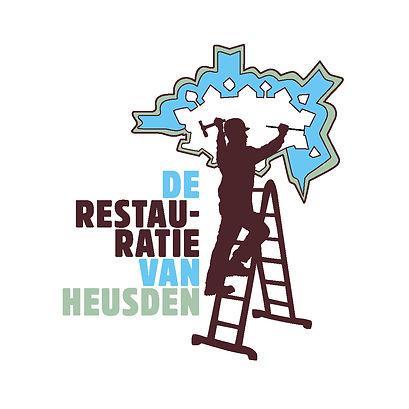 ontwerp expositie Restauratie van Heusden, Van Riet Ontwerpers