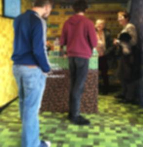 Van Riet ontwerpers DDW2017, Brabantse woingmarkt, infokubus, infostand, concept en ontwerp