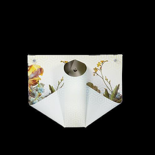 Wandvaasje Stone Paper