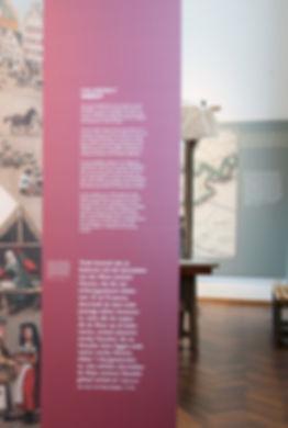 Expostie Heusden 1516 | Van Riet Otwerpers