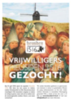Van Riet Ontwerpers ontwerp affiches en publiciteitsmateriaal