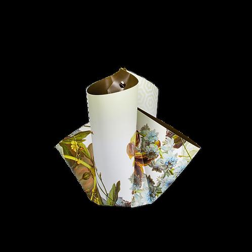 'Green' Stone Paper Tafelvaas