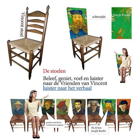 Van Gogh Experience | Van Riet Ontwerpers